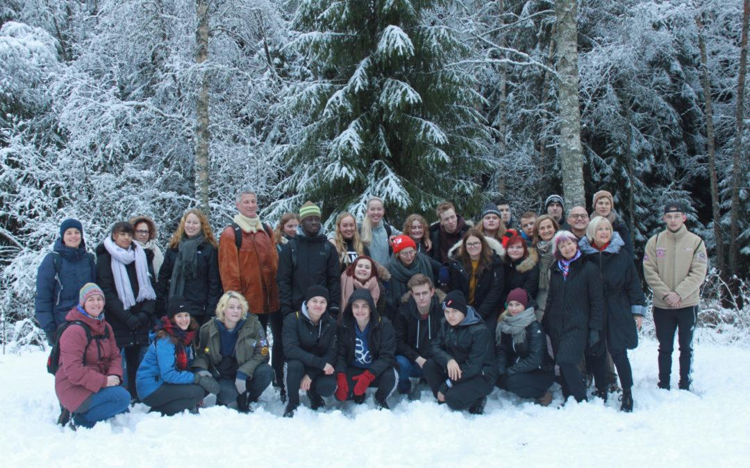 Nordplus-projekt i Finland