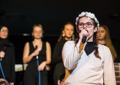 Teaterkoncert 2018. Foto: AG