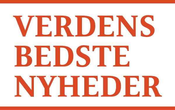 logo: Verdens bedste nyheder