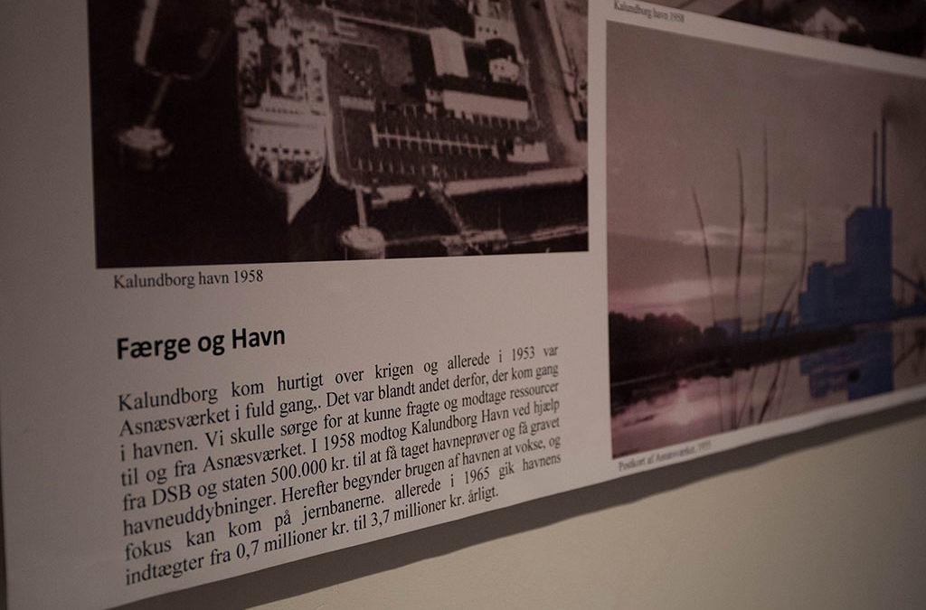 Historie-elever udstiller på Kalundborg Museum