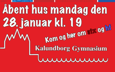 Åbent hus 28. januar