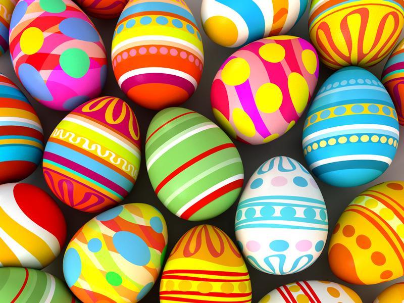 De store skriftlige opgaver er afleveret! God påskeferie!