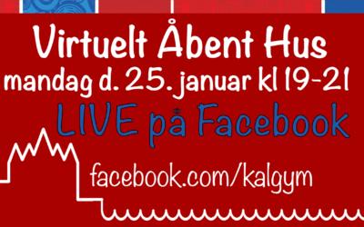 Virtuelt Åbent Hus