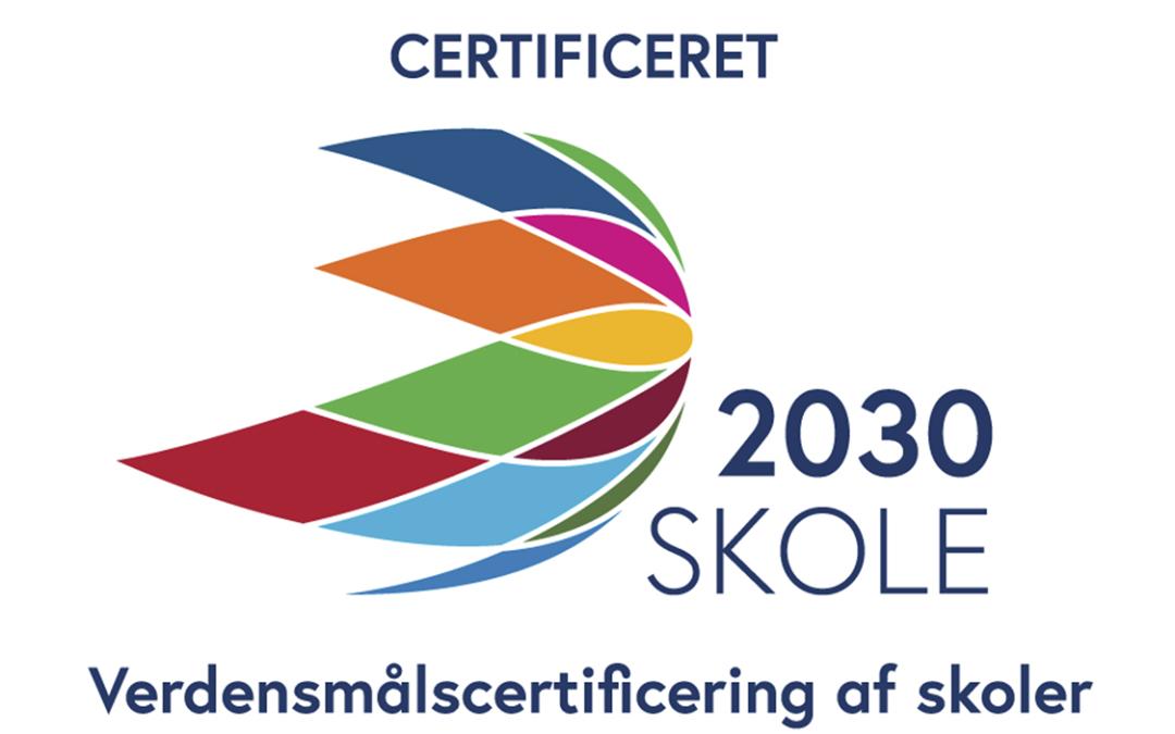 Kalundborg Gymnasium får verdensmålscertificering